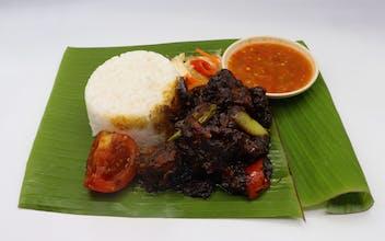 Nasi Ayam Kicap