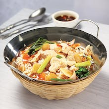 Ginger Chicken Rice