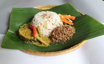 Nasi Dagang Gulai Ikan Tongol
