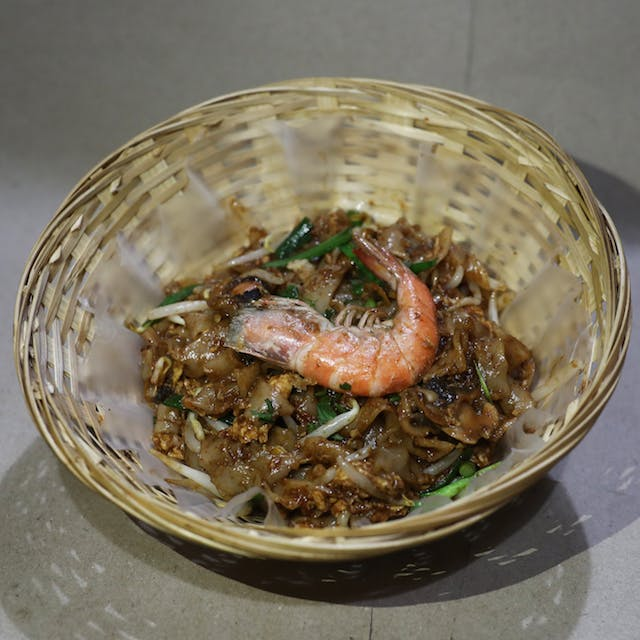 Singapore Char Kway Teow (seafood)