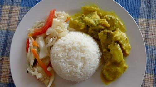Nasi, Daging Masak Lemak Kuning