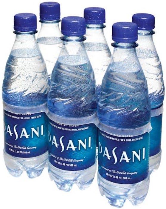 Water (500 ml)
