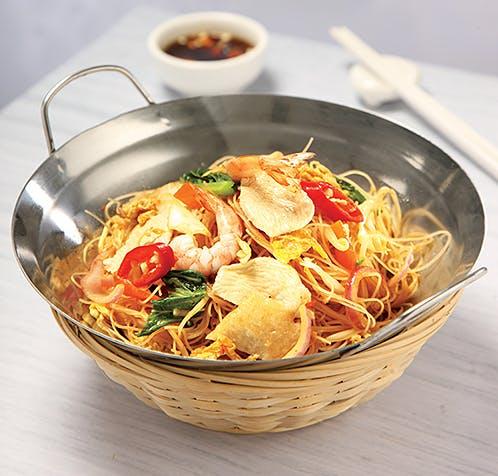 Sin Chow Mee Hun (seafood)