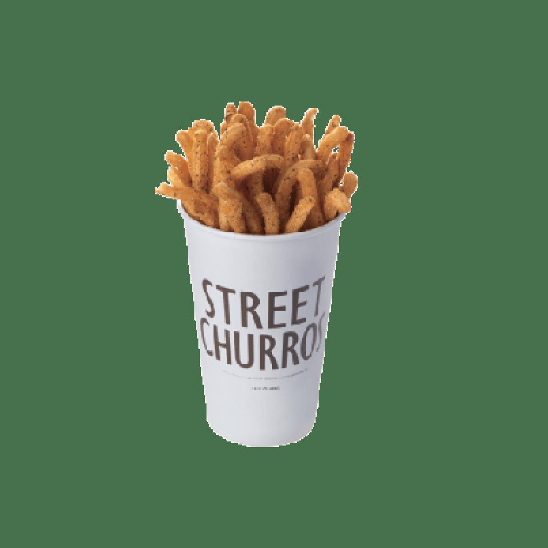 Churro Fries Seaweed