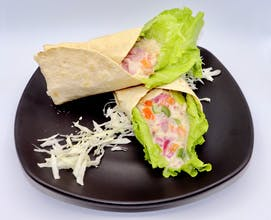 Chicken Salad Buritos