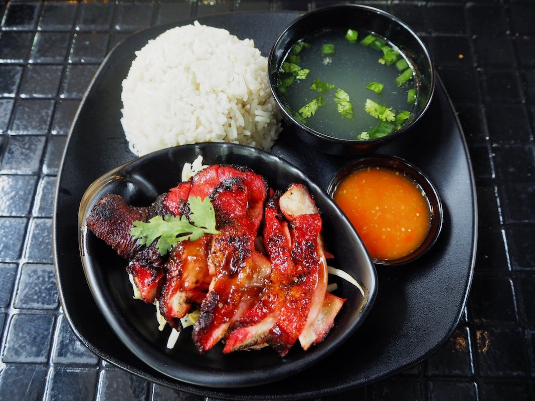 Hainan Chicken Rice (3pax or more)