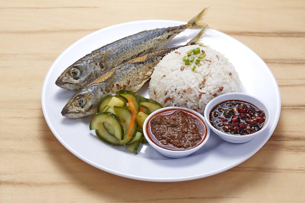 Borneo Mackerel Meal