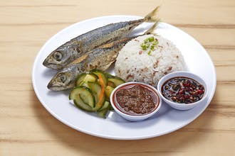 Borneo Mackerel Meal