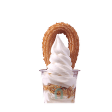 Ice Cream Churros