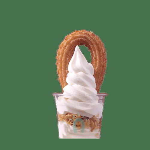 Ice Cream Churros