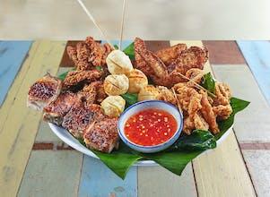G86 Chicken Sharing Platter A
