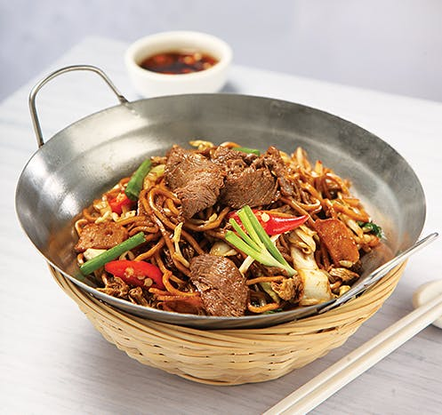 Fried Beef Noodle / Kwai Teow