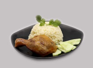 Steam Chicken Drumstick