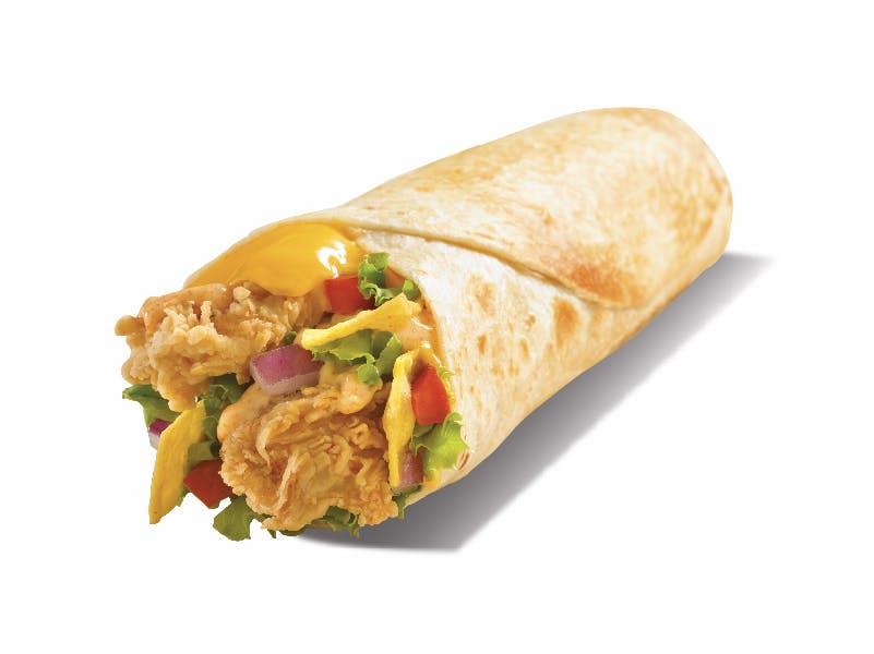 Mexicana Wrap