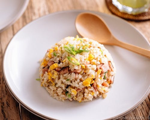 Yong Chow Fried Rice (with Prawns)