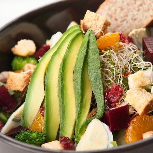 Ultimate Avocado Salad (veg)