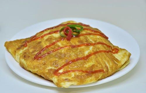 Omelette Fried Rice
