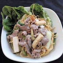 Beef Cantonese Fried Mee Suah