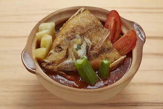 Eco Fish Assam Claypot Meal