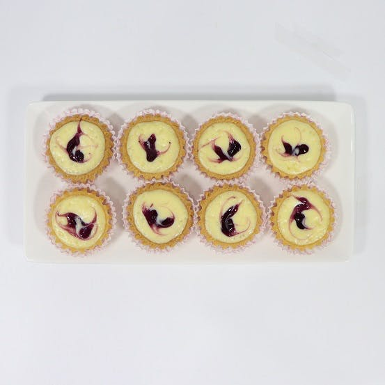 Mini Cheese Tart (8 pcs)