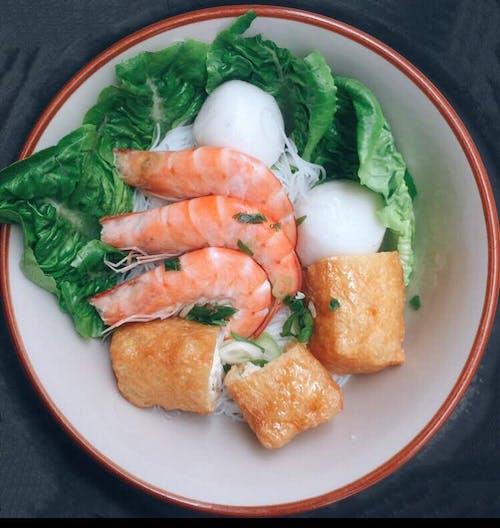 Seafood Soup Noodle