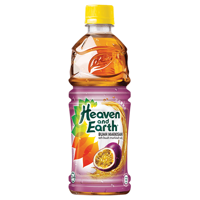 Heaven & Earth Passion Fruit