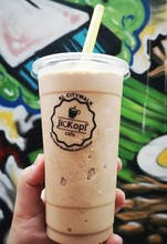 Ice Blended White Coffee
