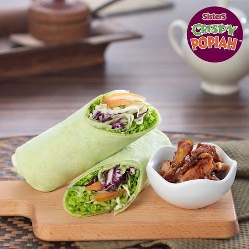 Jumbo Salad Popiah