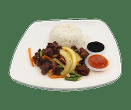 Daging Goreng Kunyit