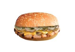 Chicken Mushroom Sandwich