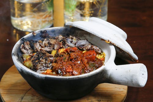 Mandi Lamb Rice Set
