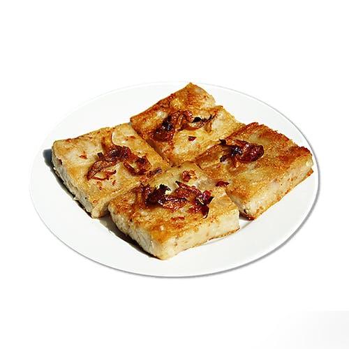 Fried Yam Cakes