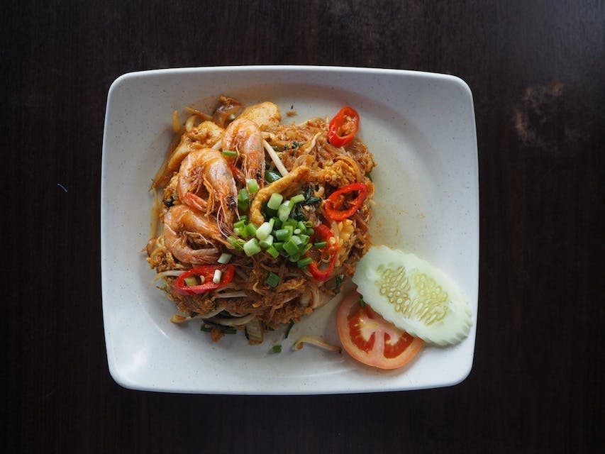 PICK your Thai Style Noodles
