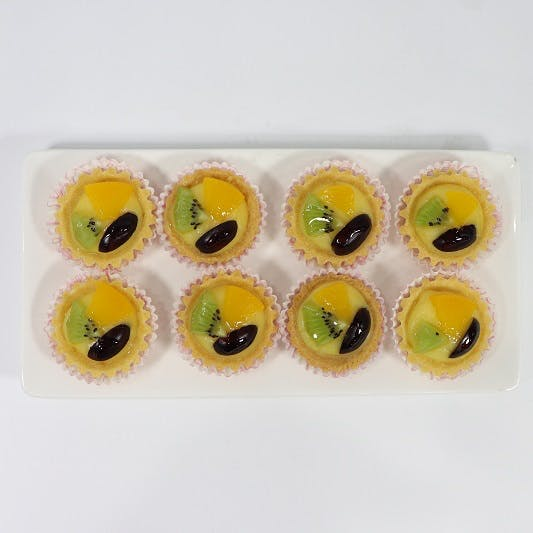 Mini Fruit Tart (8 pcs)
