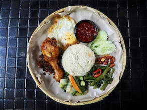 PICK your Nasi Lemak Ayam