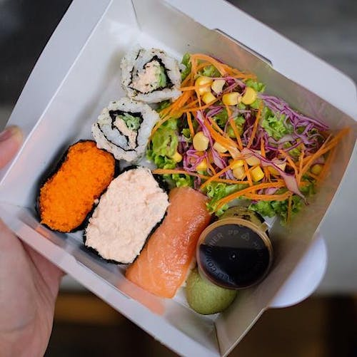 PICK your Sushi Box from RM13
