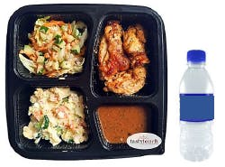 Bento BBQ Grilled Chicken Set