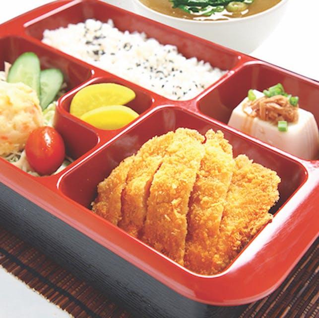Chicken Katsu Bento
