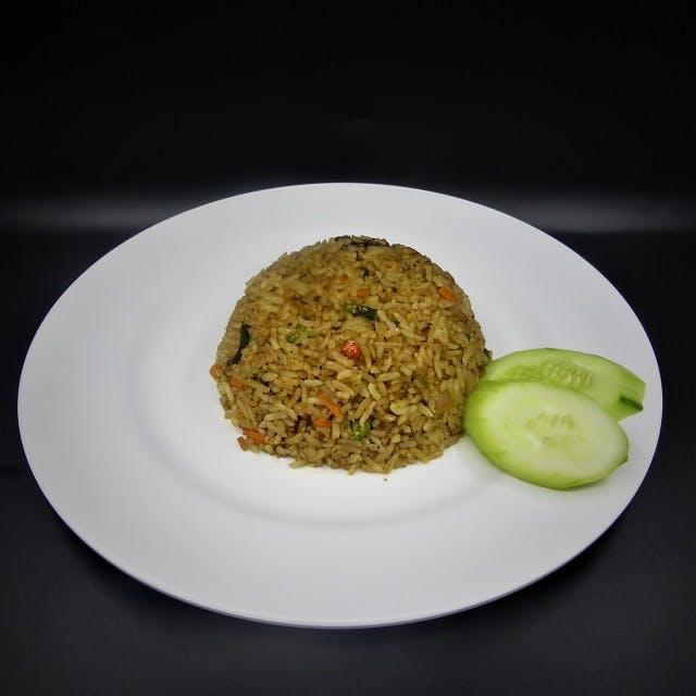 Nasi Goreng Tomyam (Seafood)