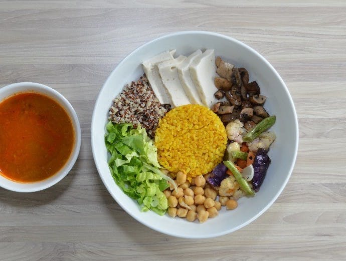 Protein Power Bowl