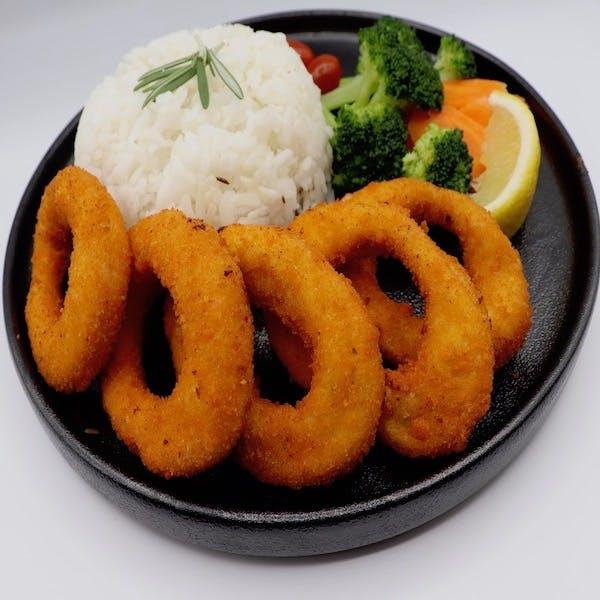 Sotong Rice