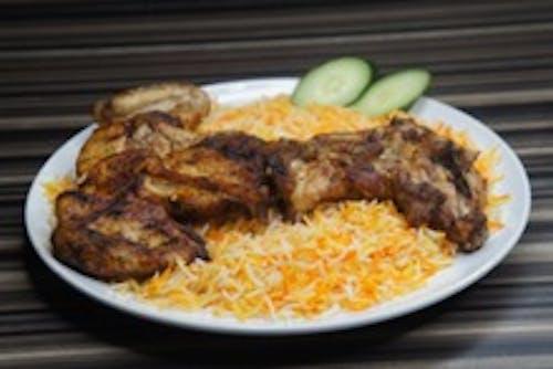 Grilled Chicken Half