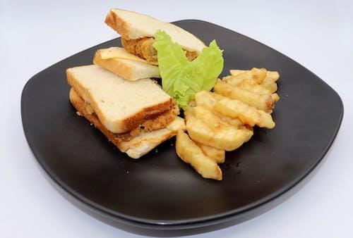 Double Cheese Crispy Chicken Sandwich