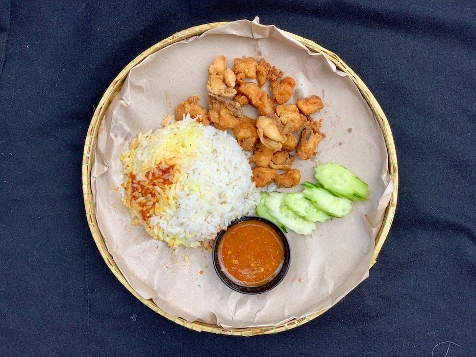 Nasi Kak Wok (B)