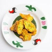 Cucur Sayur (3 pcs)