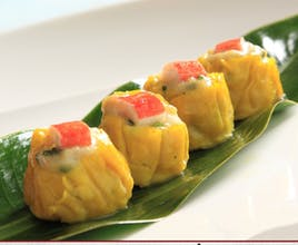 Chicken & Crabstick Siew Mai (4 pcs)