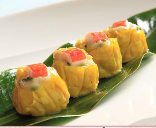 Chicken & Crabstick Siew Mai (4 pcs)