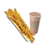 Set F: Long Fries +Drinks