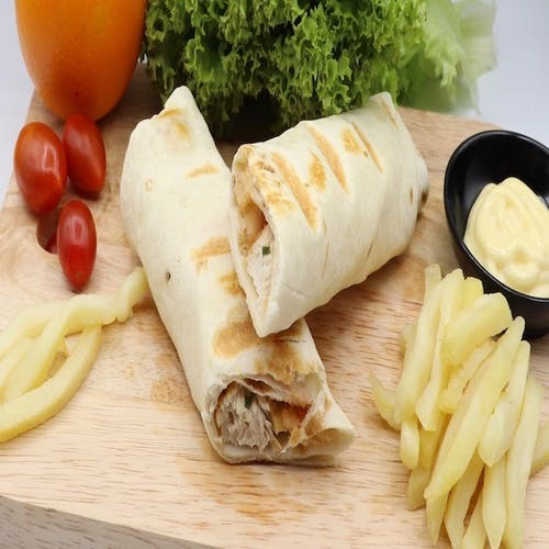 Shawarma chicken & Cheese
