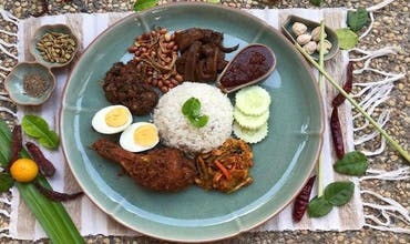 Taiping Boy Nasi Lemak (Bandar Sri Damansara)